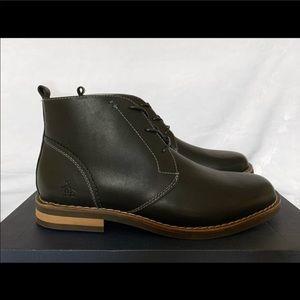 Penguin Chukka Boots - Black